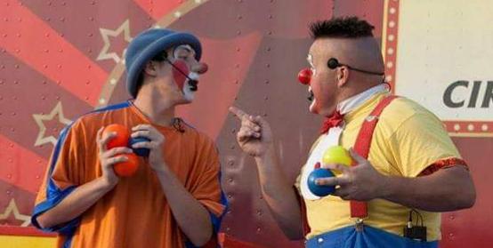 NoJoe and TooT's Clown Circus