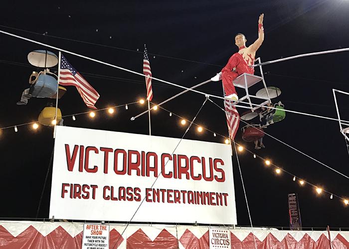 Victoria Circus